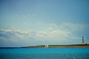 Idyllic Summer Seascape