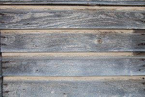 Rustic Wood Texture - Light Blue