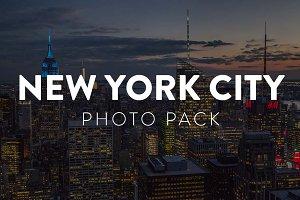 New York City Photo Pack
