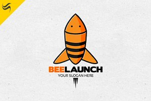Beelaunch Logo Template