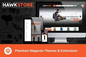 JM HawkStore - Magento Sport Theme