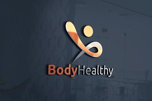 Healthy Body | Logo Template