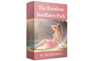 Rainbow Sunflares Pack