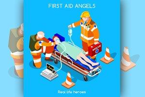 Hospital First Medical Aid