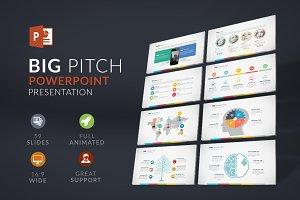 Big Pitch | Powerpoint Presentation