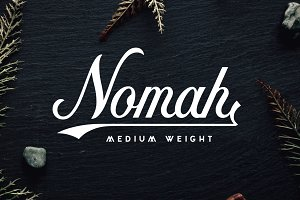 Nomah Medium + Bonus