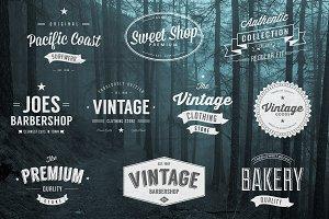 Vintage Logos Vol. 3