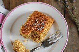 Friand cake