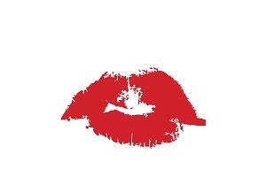 Carmine kiss icon