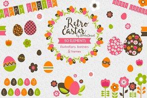Retro Easter