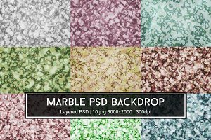 Marble PSD Backdrop