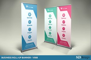 Business Roll-Up Banners - SK