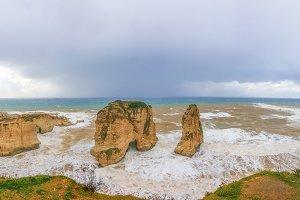 Raouche Rock Panorama