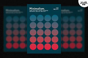 MINIMALISM Flyer Template