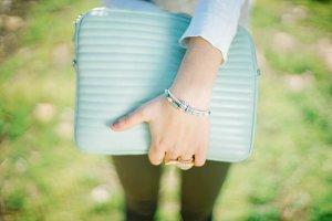 accessories bracelets clutch