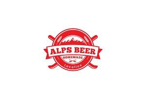 Alps Beer
