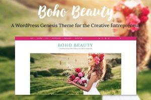 Boho // Mobile Responsive WordPress