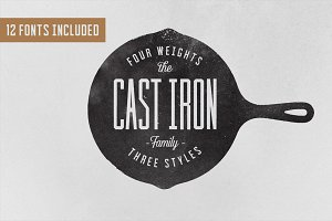 Cast Iron Family