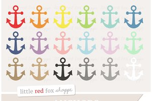 Anchor Clipart Graphics