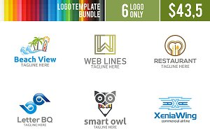 Logo Templates Bundle #25