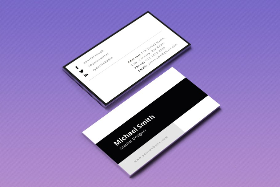 Business Card - Smith