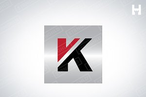 Logo Template - K Brandmark