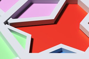 Colorful angles