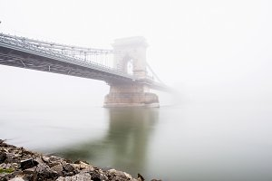 Chain Bridge over the Danube