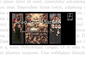 2009 GLC PLantin set PRO