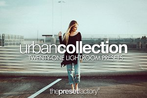Urban Collection - Lightroom Presets