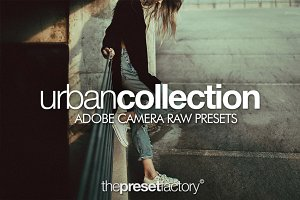 Urban Collection - Adobe Camera Raw