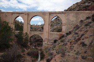 Bridge of four eyes