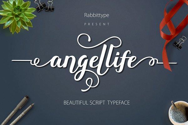 Angellife Beauty Script