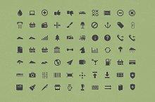 Glyph (800+ vector icons)