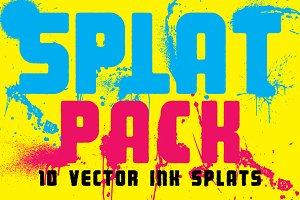 Splat Pack Vector