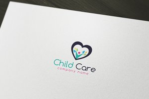 Child Care Stationery + Logo
