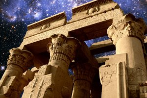 Kom-Ombo and Small Magellanic Cloud