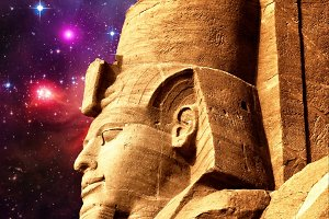 Ramses II & Small Magellanic Cloud