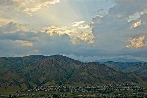 Suburbia Meets the Rockies