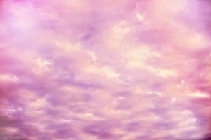 Dreamy Pink Abstract