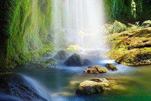 Kursunlu Waterfalls, Turkey