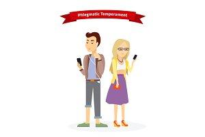 Phlegmatic Temperament Type People