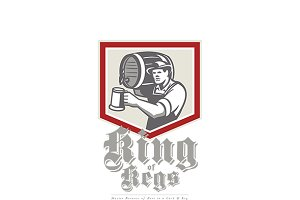 King of Kegs Master Brewers Logo