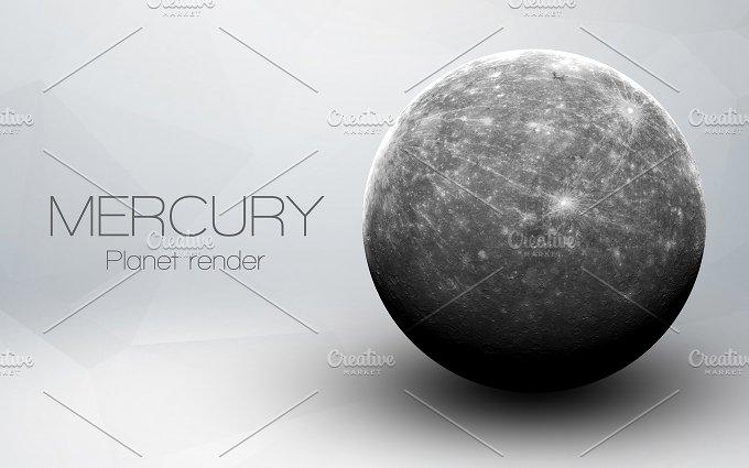 educational planet of mercury - photo #46