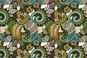 Seamless east pattern