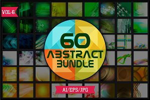 Creative Abstract Bundle Vol - 6