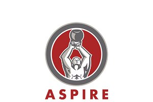 Aspire Fitness Program and Diet Logo
