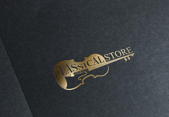 Classical Store logo