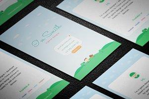 Game Designer Business Card