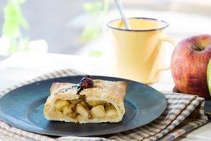 Apple pie natural